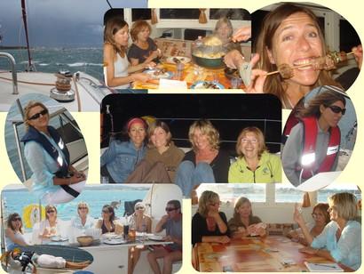 Evènement à fêter en mer!