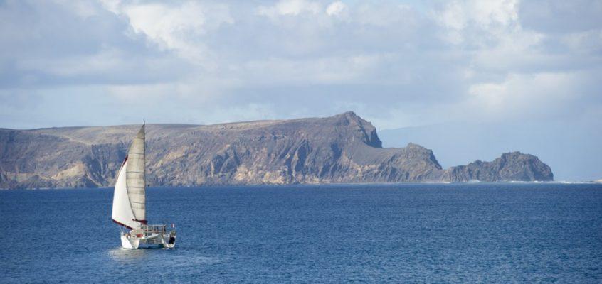 Navigation hauturière Tenerife – Cap Vert